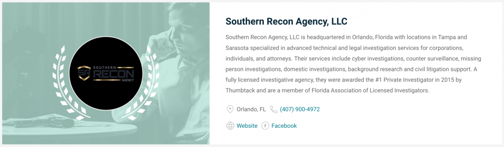 Orlando Private Investigator in the news | #1 Private Investigator Orlando