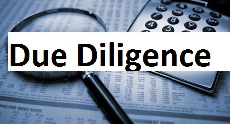 due diligence investigations